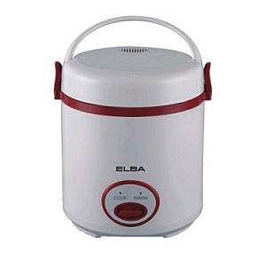 Elba Mini Rice Cooker ERC-D1233