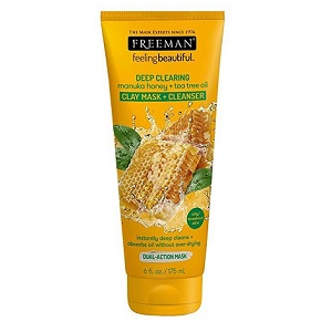 Freeman Manuka Honey & Tea Tree Oil Clay Mask