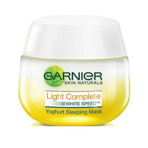 Garnier White Speed Yoghurt Sleeping Mask