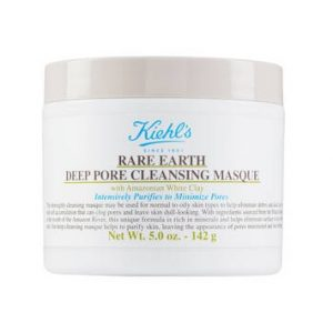 Kiehl's Amazon White Mud Cleansing Mask