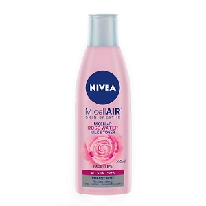 NIVEA Rose Water Milk & Toner