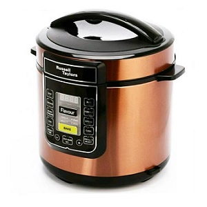 Russell Taylors Electric Pressure Cooker