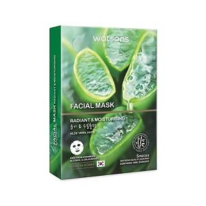WATSONS Aloe Vera Juice Facial Mask