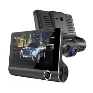 3 Lens Car Dash Cam