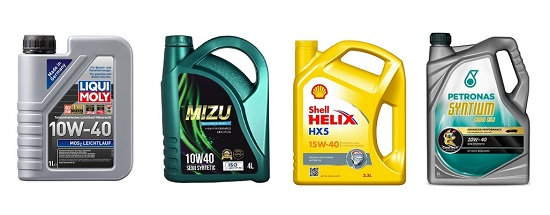 Best Engine Oil Malaysia