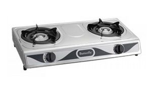 Butterfly Double Burner Gas Stove BGC-848