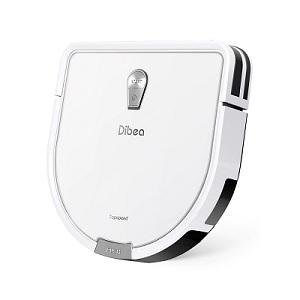 Dibea GT200 Robot Vacuum Cleaner