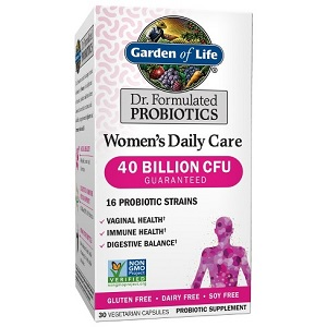Garden of Life Dr. Formulated Women's Probiotics