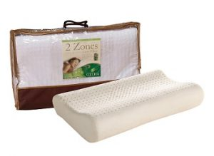 Getha Functionality 2 Zone Latex Pillow