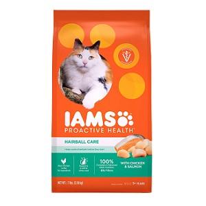 IAMS Dry Cat Food Chicken & Salmon