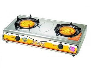 Khind Hot Lava Infrared Gas Stove IGS1515