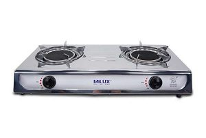 Milux MSS-81221R Infrared Gas Cooker