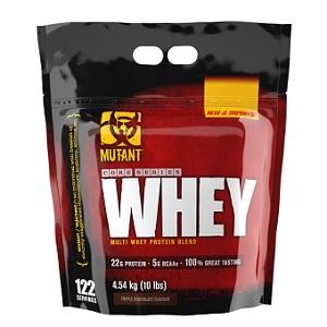 Mutant Whey Triple Chocolate Protein Powder