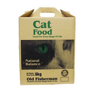Old Fisherman Dry Cat Food Natural Balance