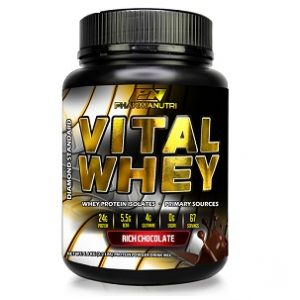 Vital Whey Protein Powder