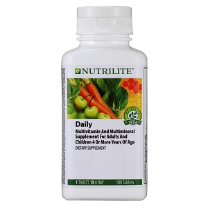Amway Nutrilite Daily Multivitamins