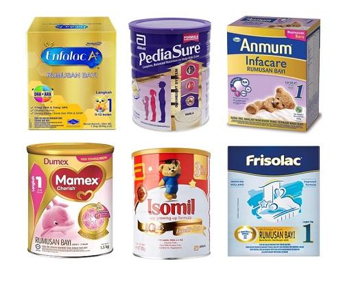 Best Baby Milk Powder Malaysia
