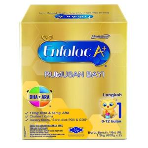 Enfalac A+ Step 1 Formula Milk Powder