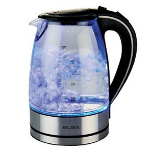 Faber Glass Electric Kettle EJK-F1723G