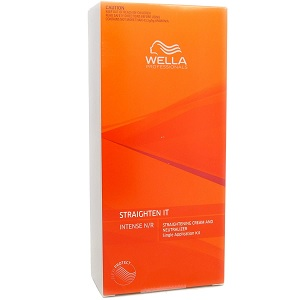 Wella Hair Straightening Cream
