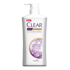 Clear Complete Soft Care Anti-Dandruff Shampoo
