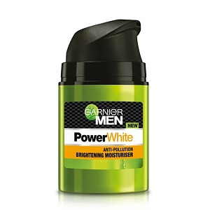 Garnier Men Power White Moisturiser