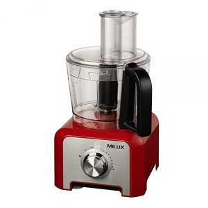 MILUX All-In-One Food Processor MFP-3322
