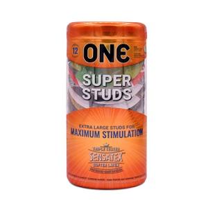 One Condom Super Studs