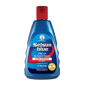 Selsun Blue Medicated Anti Dandruff Shampoo