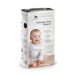 Applecrumby Chlorine Free Diapers