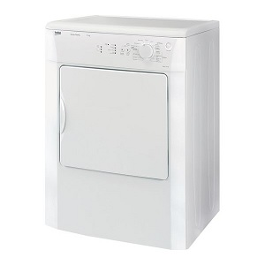 Beko DRVS73W Vented Dryer