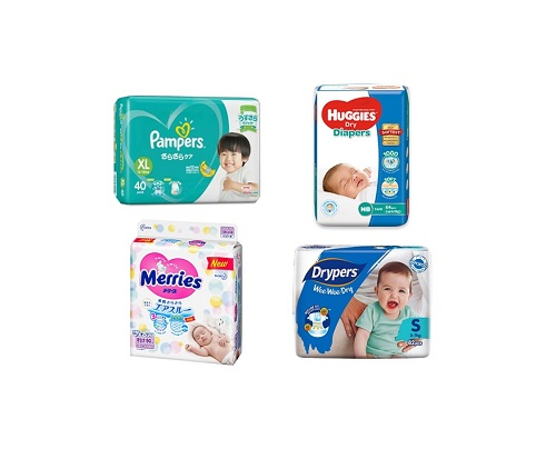 Best Baby Diapers Malaysia