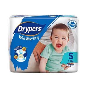 Drypers Wee Wee Dry Diapers