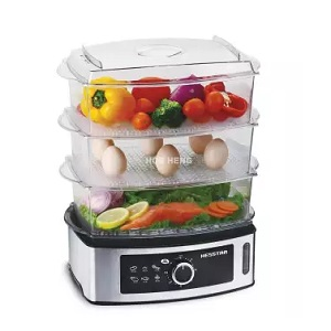 Hesstar Food Steamer HFS-3M