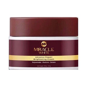 Miracle White Advance Repair Brightening Cream