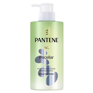 Pantene Shampoo Micellar Moist
