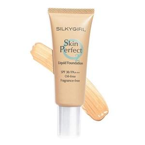 Silkygirl Skin Perfect Liquid Foundation