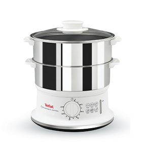 Tefal Convenient Stainless Steel Steamer VC1451