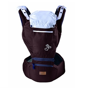 BabyLove Kangoo Baby Hip Seat + Carrier