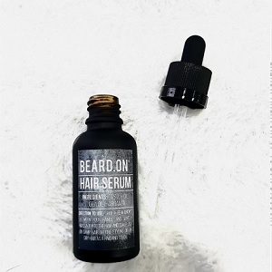 Beard.On Beard Oil