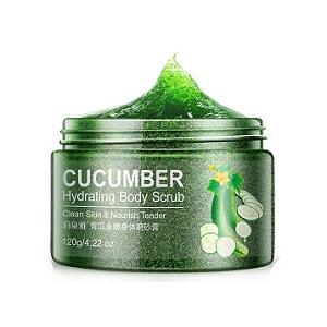 Bioaqua Cucumber Hydrating Body Scrub
