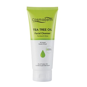 Cosmoderm Tea Tree Oil Facial Cleanser