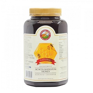 Country Farm Organic Rainforest Acacia Honey