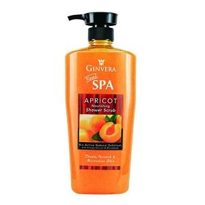 Ginvera Apricot Nourishing Shower Scrub