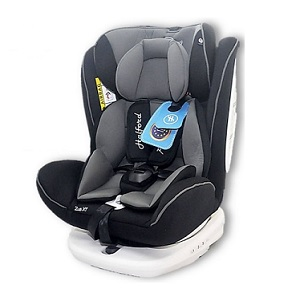 Halford Zeus XT Isofix Car Seat