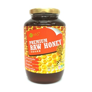 LOHAS Premium Raw Honey