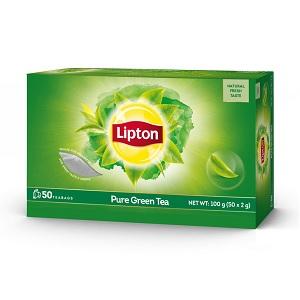 Lipton Pure Green Tea Bag