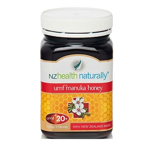 NZHealth Naturally Manuka Honey UMF 10+