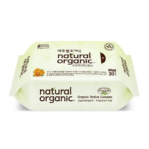 Natural Organic Baby Wipes