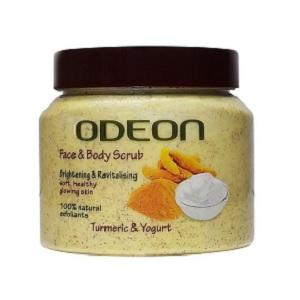 Odeon Turmeric & Yogurt Body Scrub